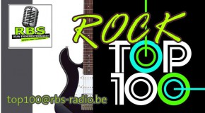 De Rock Top100 met Gerry Baekelandt?