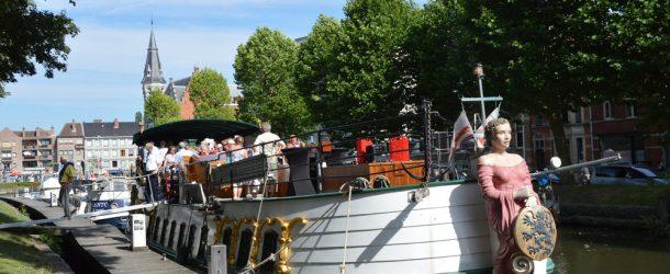 Wij geven twee kaarten weg voor een boottocht i.s.m dienst Toerisme