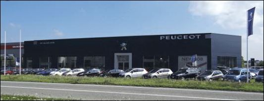 Peugeot De Keukeleire
