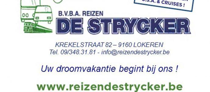 Reizen De Strycker