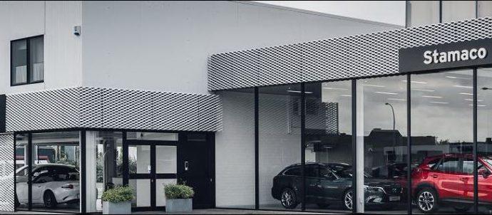 Mazda Stamaco