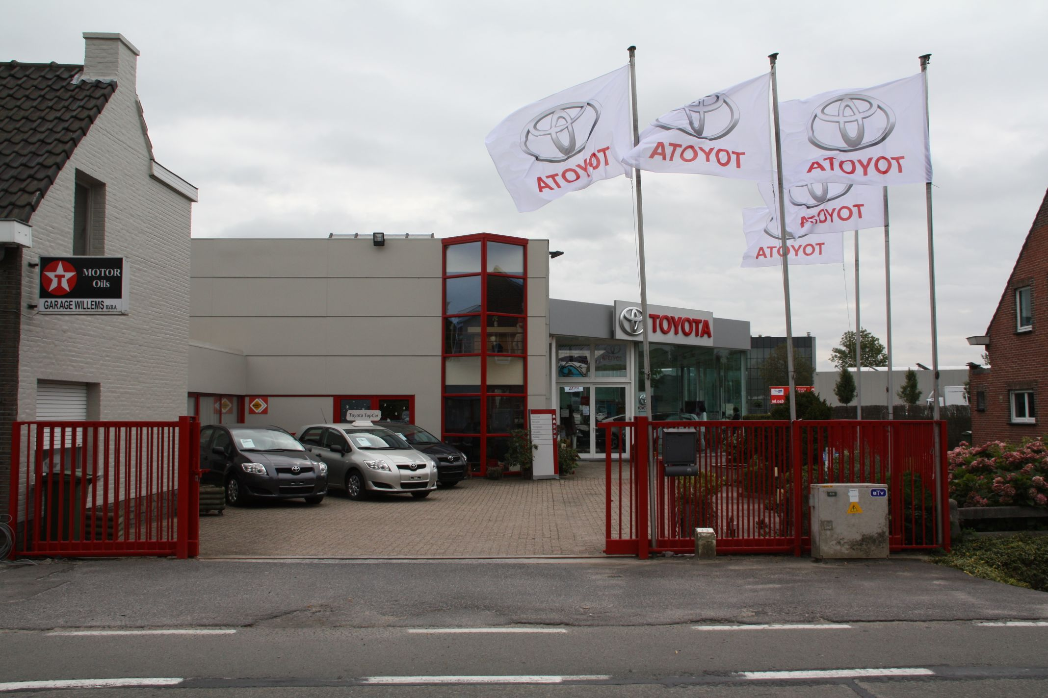 Toyota Willems Hamme