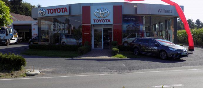 Toyota Willems  Lokeren